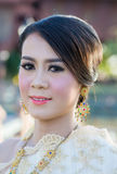 Thai mowan royalty free stock image