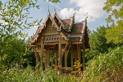 thai munich paviljong Arkivfoto