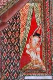 Thai mural painting Royalty Free Stock Image