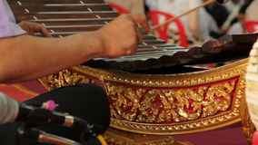 Thai music Royalty Free Stock Photo