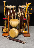 Thai musical instrument Stock Images