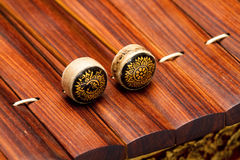 Thai musical instrument. Royalty Free Stock Image