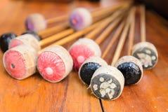 Thai musical instrument Stock Images