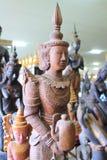 Thai mythology Angel Statues () Royalty Free Stock Photo