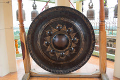 Thai native Gong Royalty Free Stock Photo