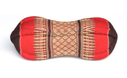 Thai native style pillow Royalty Free Stock Image