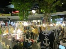 Thai Night Market Royalty Free Stock Photos