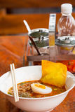 Thai noodle Stock Images