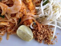 Thai noodle Stock Photography