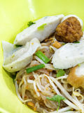 Thai noodle. Noodle popular delicious Thai style Stock Photos
