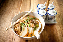 Thai Noodle Spicy. Stock Images
