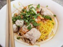 Thai Noodle Stock Image