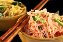 Thai noodles Royalty Free Stock Photo