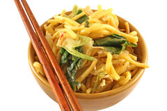 Thai Noodles Stock Photography