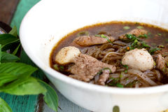 Thai noodles Royalty Free Stock Photography