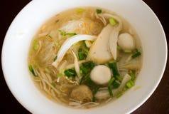Thai noodles Royalty Free Stock Photos