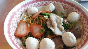 Thai Noodles Royalty Free Stock Photo