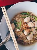 Thai Noodles Royalty Free Stock Image