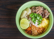 Thai noodles Royalty Free Stock Images
