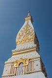Thai northeast style Pagoda. Stock Photos