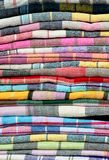 Thai Northeastern fabric Royalty Free Stock Image