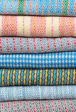 Thai Northeastern fabric Stock Photography