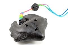 Thai ocarina Stock Images