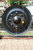 Thai old gong Royalty Free Stock Image