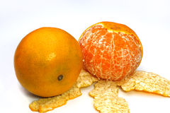 Thai orange Stock Photo