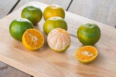 Thai Orange Stock Photography