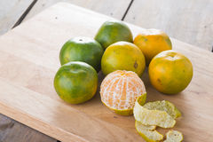 Thai Orange Stock Photography