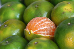 Thai Oranges royalty free stock photos