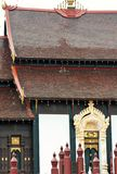 Thai oriental palace Royalty Free Stock Image
