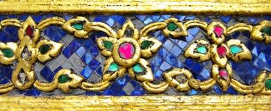 Thai ornaments Royalty Free Stock Photos
