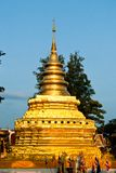 Thai pagoda Stock Photography