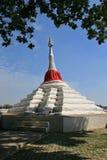 Thai Pagoda. In Nonthaburi, Thailand Royalty Free Stock Photos
