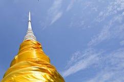 thai pagoda Arkivbilder