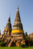 Thai pagoda Stock Photo
