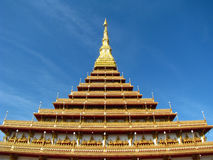 Thai Pagoda Royalty Free Stock Photos