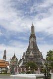 Thai pagoda Royalty Free Stock Image