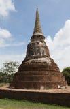 thai pagoda Arkivfoto