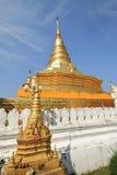 thai pagoda Royaltyfri Foto