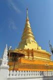 thai pagoda Royaltyfria Foton