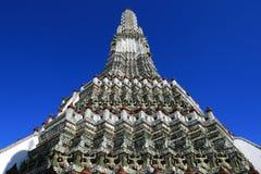 Thai Pagoda at Bangkok Stock Images