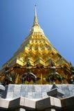 Thai Pagoda at Bangkok Stock Photo