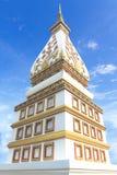 Thai pagoda Royalty Free Stock Images