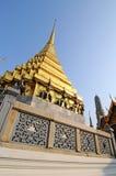 Thai Pagoda. One of the most beautiful Pagoda in Wat Phra Kaew ,Thailand royalty free stock photos