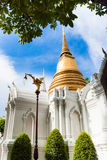 Thai Pagoda in the Royal Palace is beautiful in temple Stock Photography