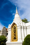 Thai Pagoda in the Royal Palace is beautiful in temple Royalty Free Stock Photography