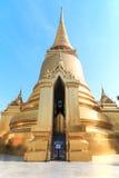 Thai Pagoda in the Royal Palace - Wat Phra Kaew, Thailand Royalty Free Stock Photos